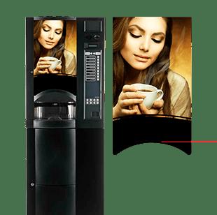 Adesivo Para Vending Machine
