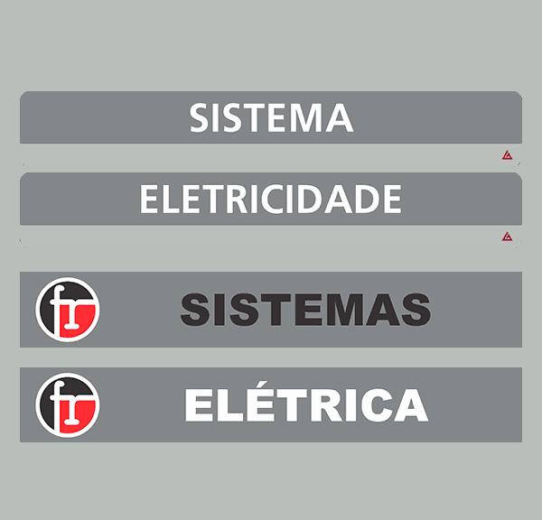 marcadores de tabulacao - etiqueta-eletrica